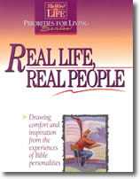 Book Cover: Real Life, Real People