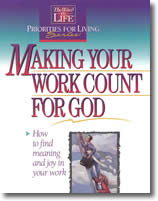 Book Cover: Making Your Work Count for God